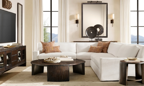 restoration hardware living room simple wall decoration ideas for rooms rh shop parisian track sectional