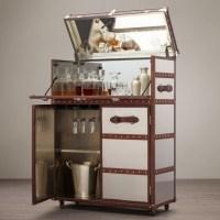 Restoration Hardware Bar Cabinet | online information