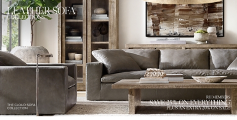 brown leather sofa color restoration sectional pieces individual collections rh maxwell collection