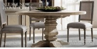 Round & Oval Tables | RH