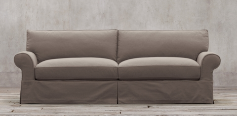 restoration hardware sectional sofa linen outdoor sofas auckland collections rh grand scale roll arm collection