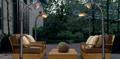 Patio Heater Lamps