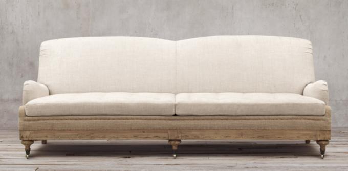 english arm sofa restoration hardware world furniture letterkenny roll leo belgian in smoke the dump ...