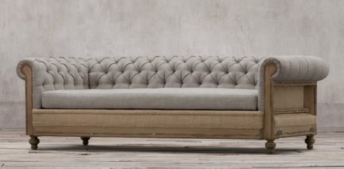 belgian linen sofa room and board jasper reviews gift cards