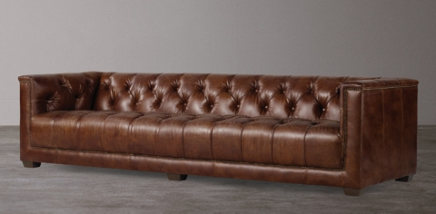 savoy leather sofa restoration hardware and fabric sofas in the same room collection rh