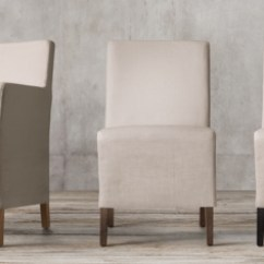 Parsons Chairs With Skirt Chair Leg Sliders Slipcovered Short Collection Rh