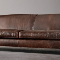 Savoy Leather Sofa Restoration Hardware Aminach Bed In Brooklyn Collections Rh Barclay Collection