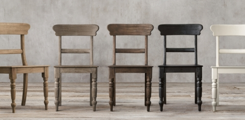 Dining Chairs Restoration Hardware  Tyres2c