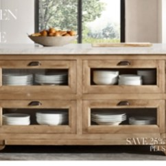 Pictures Of Kitchen Islands Step 2 Little Bakers Consoles Rh Shop Table Collections