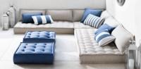 Tufted French Floor Cushions | RH
