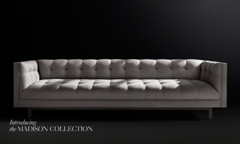 cloud track arm leather sofa jackson co restoration hardware pee maxwell rh - thesofa