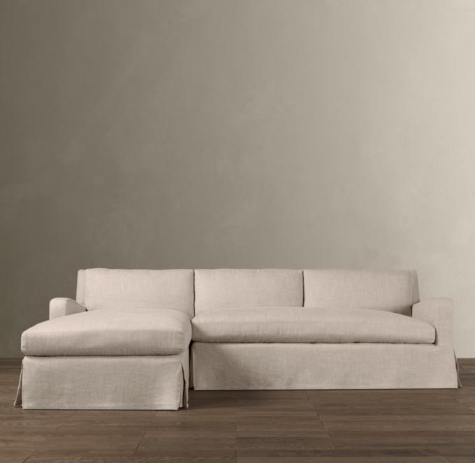 restoration hardware sectional sofa linen vintage danish sofas london belgian slope arm slipcovered chaise prod100266 pd illum 0 wid 650