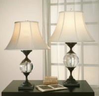 restoration hardware table lamp | Brokeasshome.com
