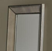 Beaded Wall Mirror  Craftbnb