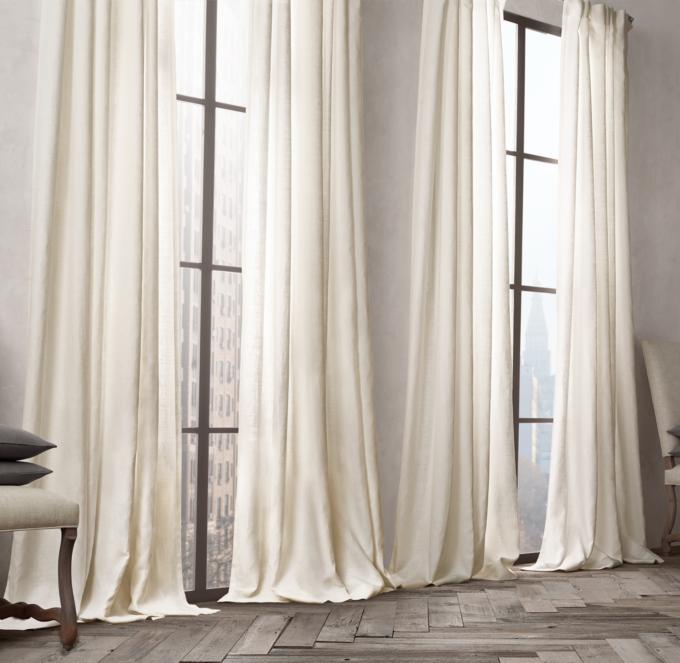 all stocked drapery by fabric rh modern