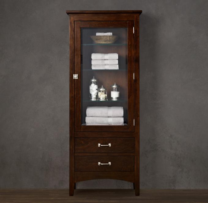Cartwright Tall Cabinet Espresso