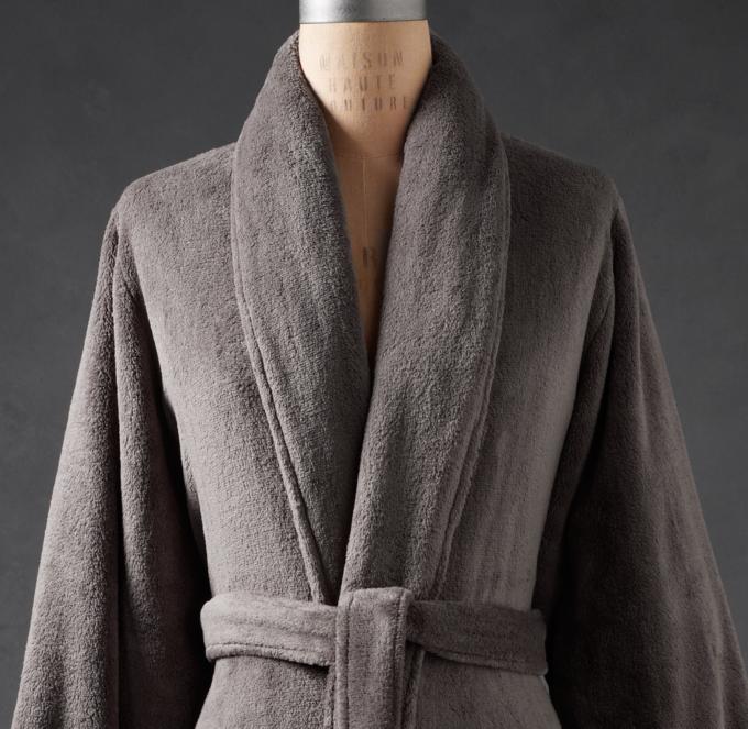 monogrammed robes for men