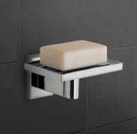 Modern Wall-Mount Soap Dish