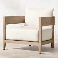 Teak Lounge Chair Swivel Office Upholstered Balmain