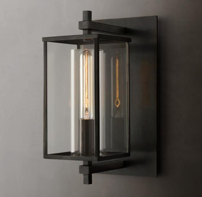 all outdoor lighting rh modern