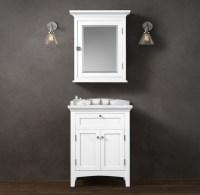 Cartwright Powder Room Vanity