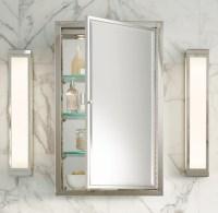 Inset Medicine Cabinet