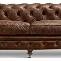 Kensington Leather Sofa Restoration Hardware Dfs Sofas Reviews Collection Rh 3 Depths