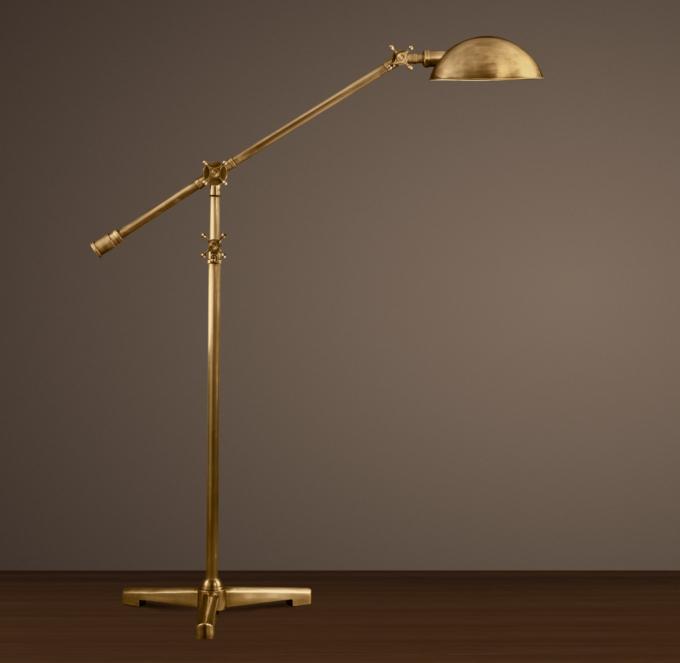 Rowan Pharmacy Task Floor Lamp