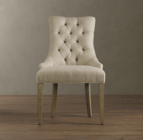 Martine Upholstered Dining Chair Set Of 2 Arm And 4 Side
