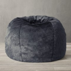 Restoration Hardware Beanbag Chair White Beach Chairs Bean Bags Poufs Pelts Rh Special Holiday Savings Limited Time Only