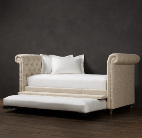 chesterfield pull out sofa bed poet reion divan daybed