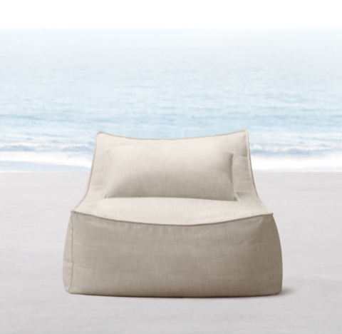 restoration hardware beanbag chair chairs for kitchen ibiza collection rh more fabrics