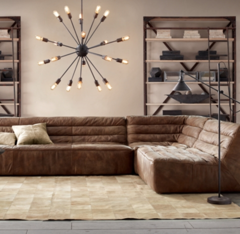 brown leather sofa color restoration replacement legs for west elm how to find the perfect emily henderson chelsea sofas