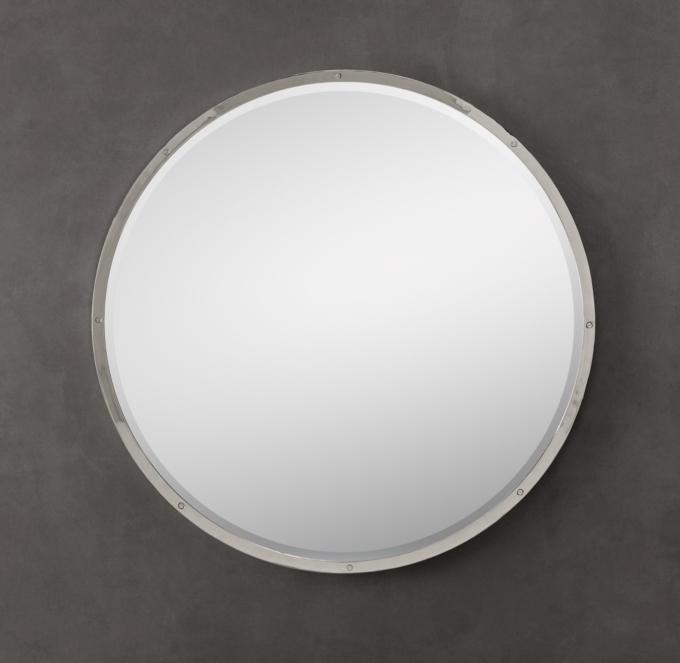 Bistro Round Mirror