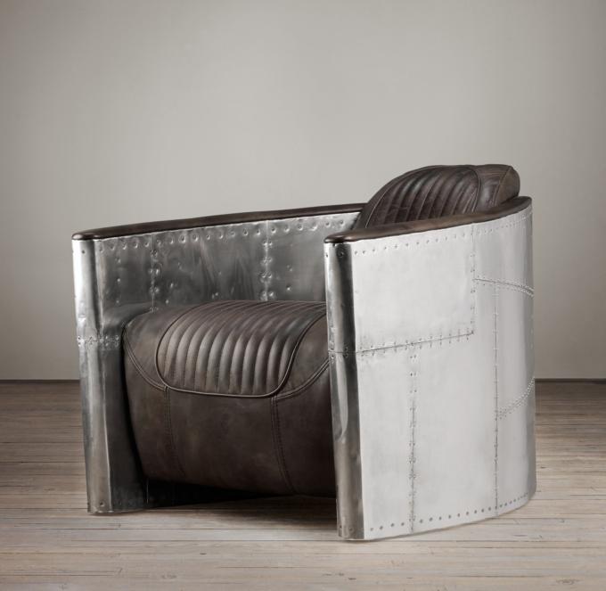 Aviator Swivel Chair