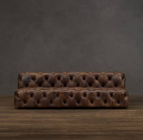 sofa warehouse clearance uk deep seat with chaise soho tufted model leather cgtrader ...