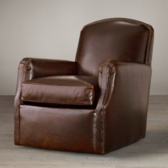 Chairs That Swivel And Recline Chicco Hook On Highchair Recall Recliners Swivels Rh Keaton Leather Club Chair