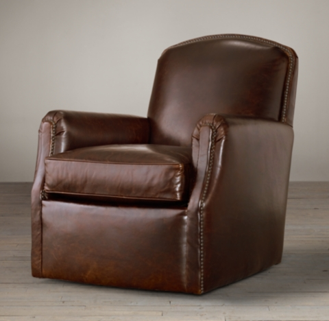 recliner chair leather stretch covers for wingback chairs uk recliners swivels rh keaton club swivel