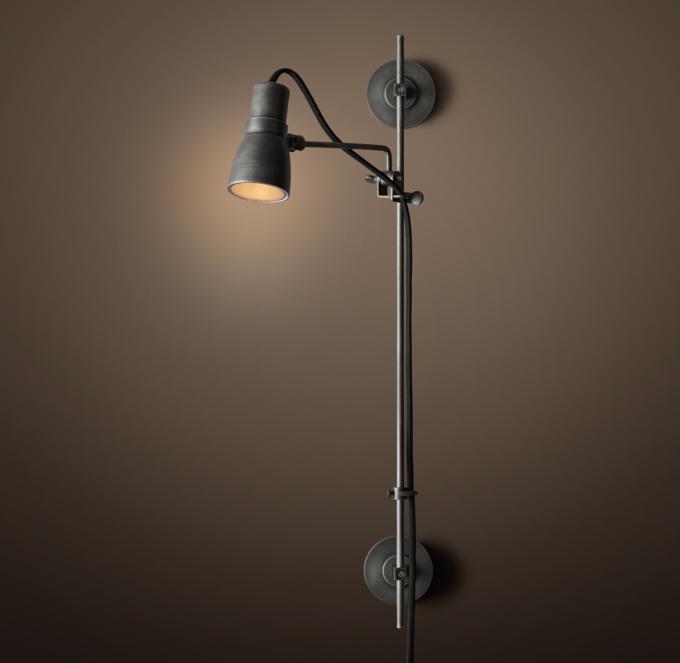 Touching Halogen Light Bulbs
