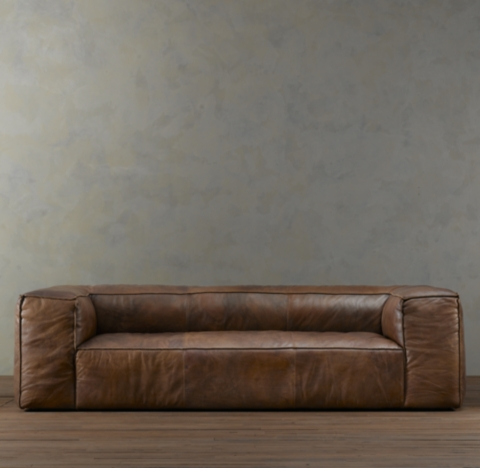 fulham sofa rh how much does it cost to reupholster a in leather uk 120