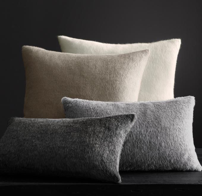Suri Alpaca Pillow Cover