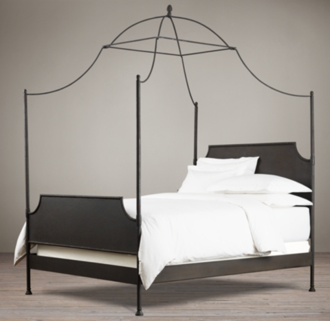 Metal Canopy Bed Frames