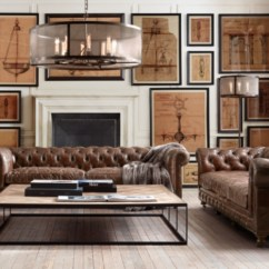 Kensington Leather Sofa Restoration Hardware Dark Grey L Shaped How To Find The Perfect Emily Henderson Sofas