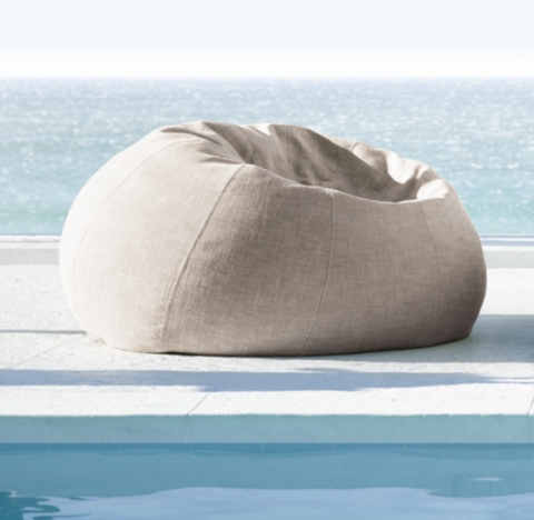 restoration hardware beanbag chair cheap living room bean bag color preview unavailable