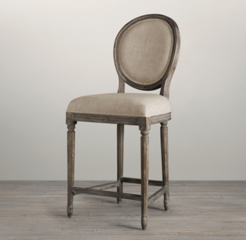upholstered counter chairs rocking adirondack vintage french round stool prod610003 s13 pd illum 0 wid 650