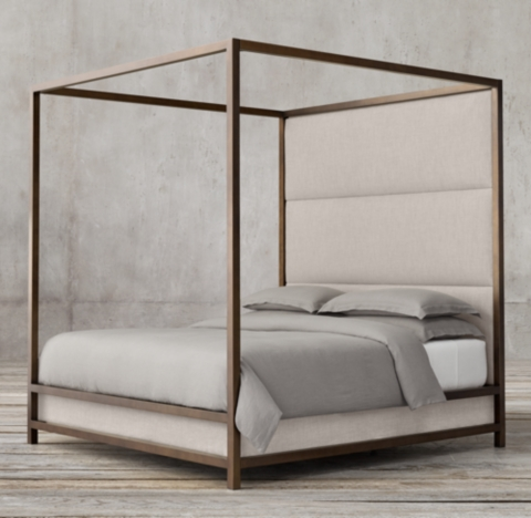 Four Poster Bed Hardware