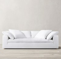 Restoration Hardware Cloud Sofa | Cabinets Matttroy