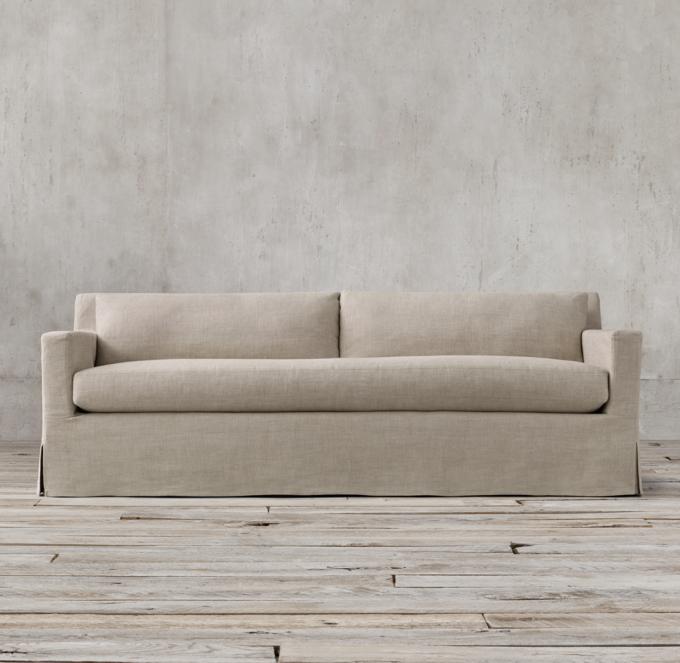 petite belgian track arm slipcovered sofa large yellow cushions 7 prod6512339 e86850149 f pd illum 0 wid 650