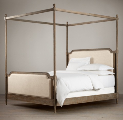 Vienne French Four Poster Bed