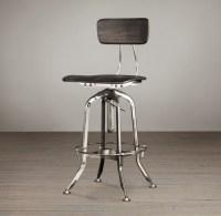 Vintage Toledo Bar Chair